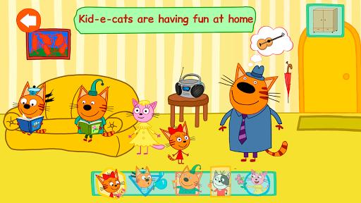Kid-E-Cats: Adventures. A baby game apktram screenshots 2