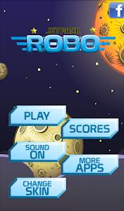 Jetpack Robo, Fly! screenshot 4