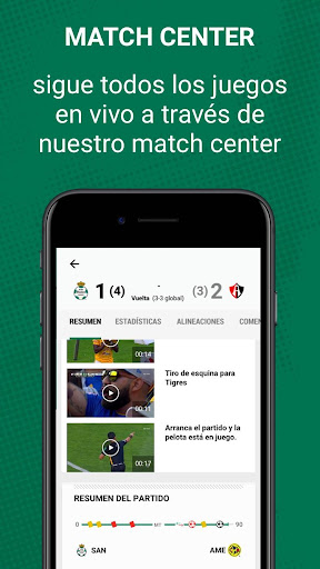TUDN: Univision Deportes Network 12.2.4 Screenshots 6