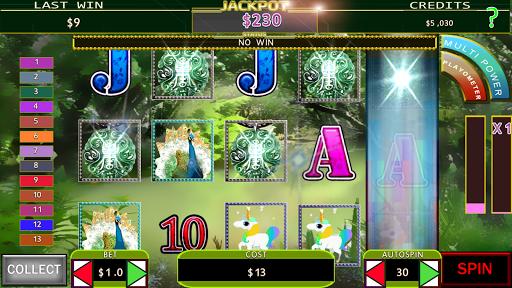 Secret Garden Unicorn Slots 7004 screenshots {n} 1