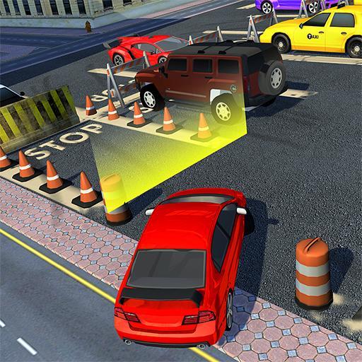 Resort Parking Driving Skills Simulator 2018