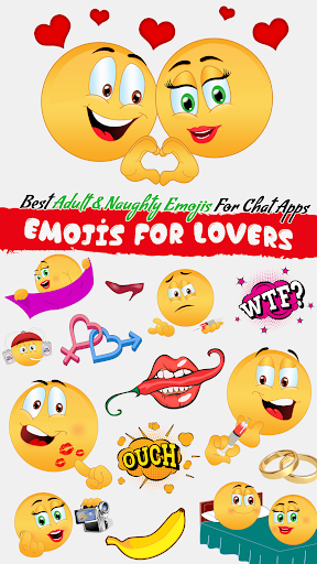 Download Adult Emoji App - Dirty Icons and Flirty Texting on