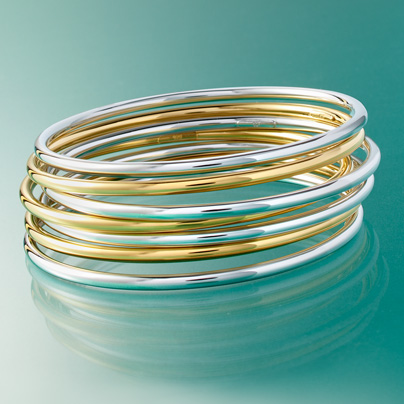 Photo: Super Deal: Set of 7 Bangles ONLY $95! http://bit.ly/OWAt1e