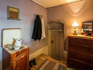 Foto från familjen Pihlqvists lägenhet.
