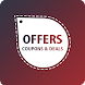 Offers Coupons Deals App for Online Shopping ★★★★★ - Androidアプリ