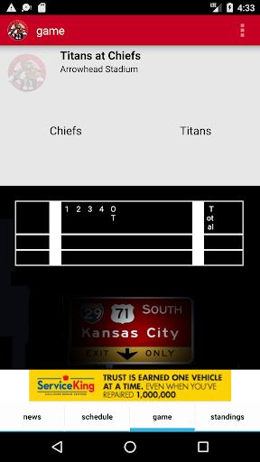 Kansas City Football - Chiefs Edition cheat hacks