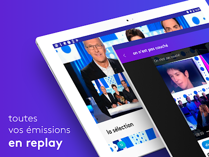 France tv la tv en direct et replay gratuitement applications android sur google play - On n est pas couche replay pluzz ...