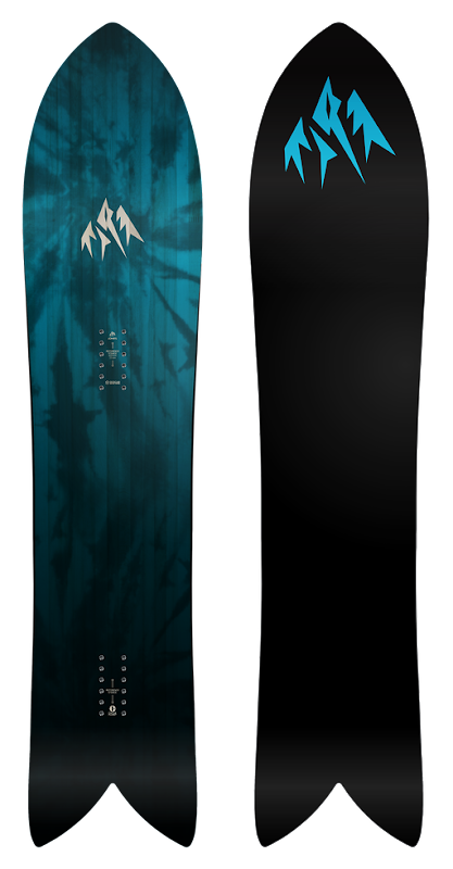 Jones Snowboards - library