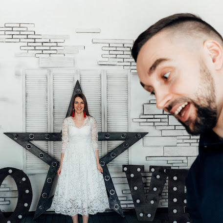 Wedding photographer Konstantin Surikov (KoiS). Photo of 16.02.2018