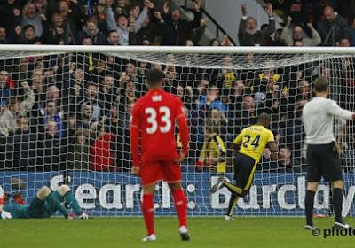 Liverpool zwaar onderuit bij Watford