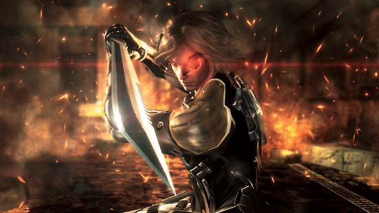 Metal Gear Rising: Revengeance v 40 Apk - Android Games