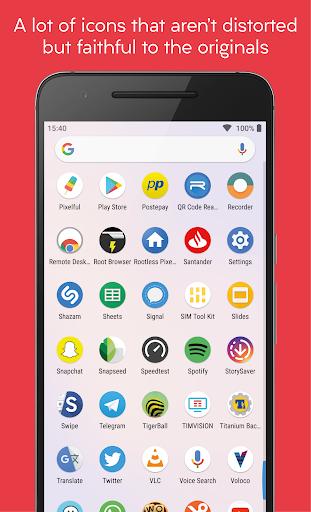 Pixelful Icon Pack - Apex/Nova/Go  screenshots 3
