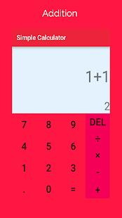 [Download Simple Calculator for PC] Screenshot 2