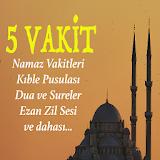 5 Vakit Namaz - Ezan Vakti file APK Free for PC, smart TV Download