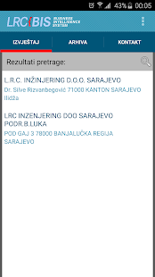 LRC Boniteti- screenshot thumbnail