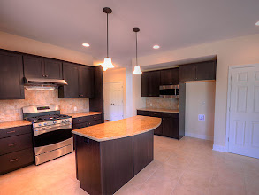 Photo: The kitchen in one of our ARLINGTON homes