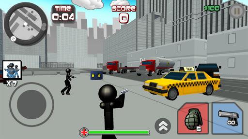 Stickman City Shooting 3D  screenshots EasyGameCheats.pro 1