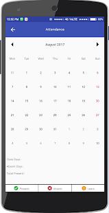 PSBIS Teacher App - náhled