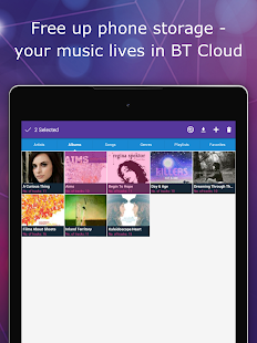 BT Cloud- screenshot thumbnail
