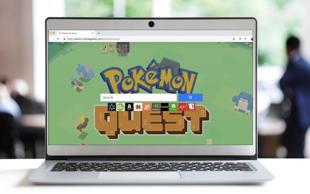 Pokemon Quest Search