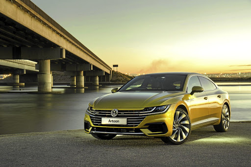 The VW Arteon looks as good as it drives.