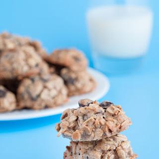 Maple Dark Chocolate Chip Oatmeal Cookies Recipe