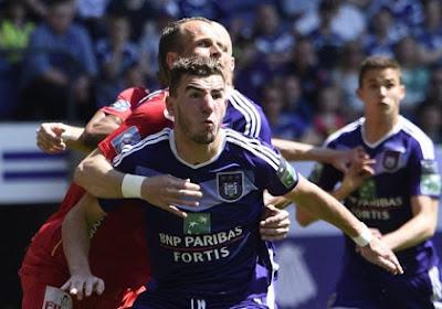 Zulte Waregem veut un défenseur d'Anderlecht
