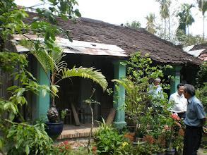 Photo: Ghé qua nhà của bạn Đặng Thị Tuyết Mai, cựu HV NLSBD.