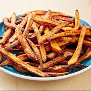 Bowl of Sweet Potato Fries