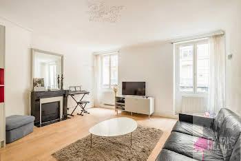 Appartement 4 pièces 89,28 m2