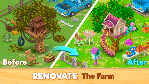 Grannyu2019s Farm: Free Match 3 Game filehippodl screenshot 8