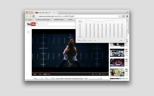 audio eq chrome web store html5 audio equalizer for chrome