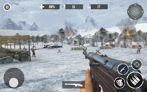 Call of Sniper WW2: Final Battleground War Games Mod Apk Download For Android and Iphone 3