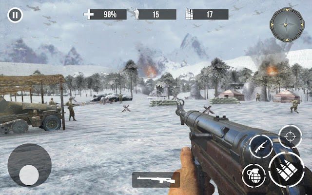 Call of Sniper WW2 Screenshot Image