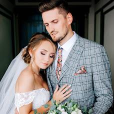 Wedding photographer Dina Romanovskaya (Dina). Photo of 03.10.2018