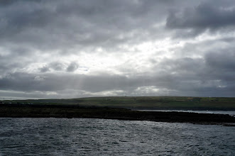 Photo: leaving the mainland...off to Inis Oírr