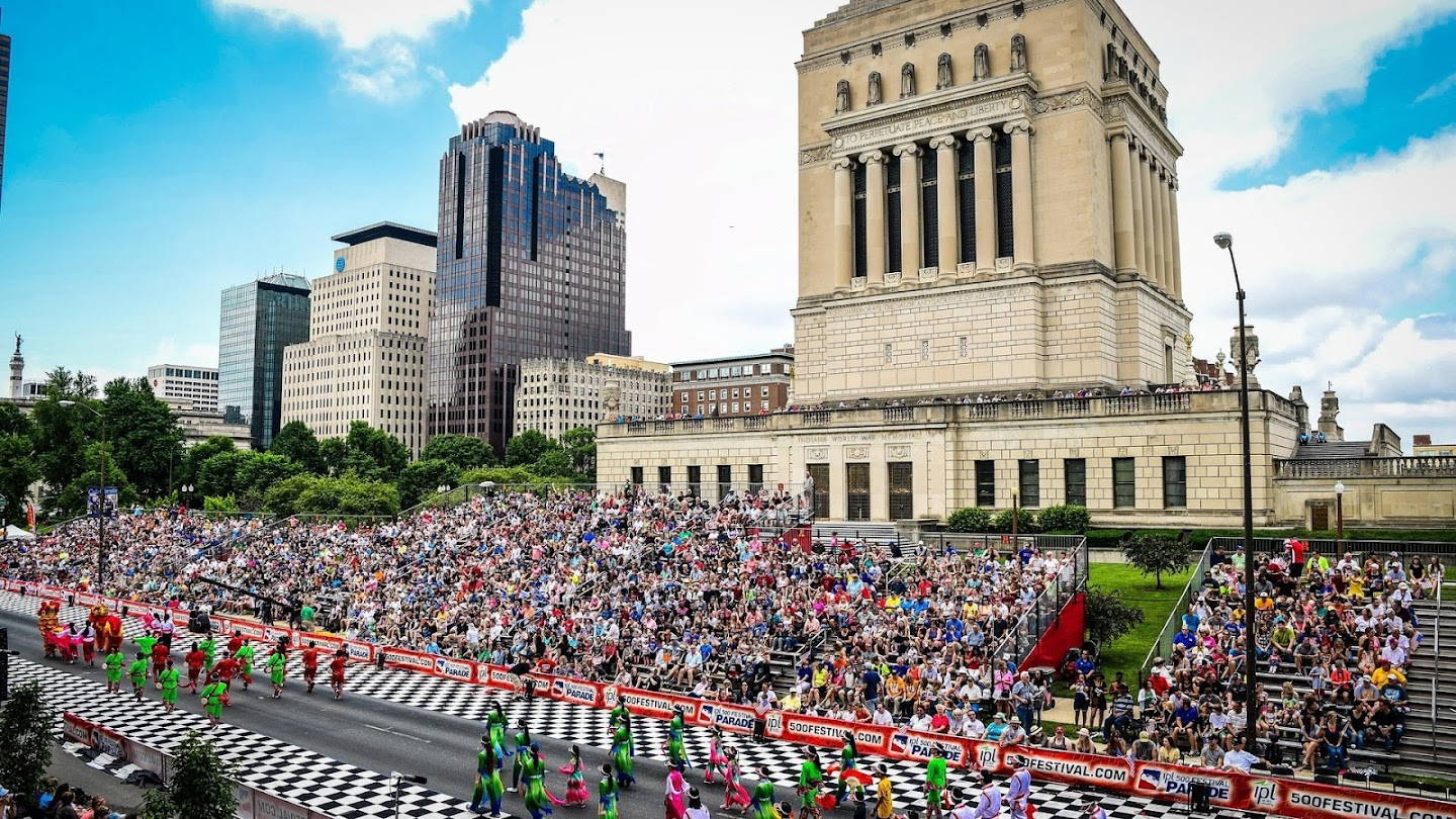 Watch Indy 500 Parade live