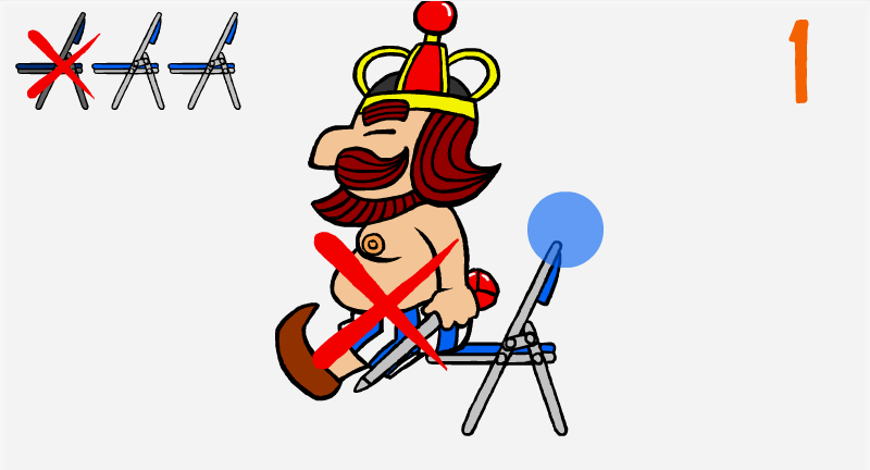 King and Chair- screenshot