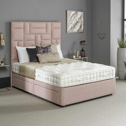 Hypnos Jasmine Superb Divan Bed