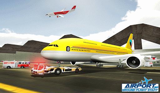 模擬必備免費app推薦 機場地面飛行工作人員3D線上免付費app下載 3C達人阿輝的APP