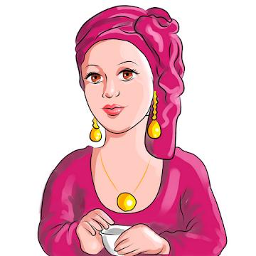 قارئة الفنجان بالعربي