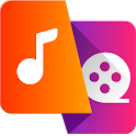 Video to MP3 Converter - mp3 cutter and merger icon