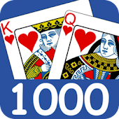 Thousand (1000) - card game