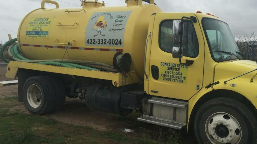 Gonzales Septic Tank Cleaning/ Pumping - Septic System