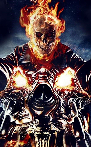 ... Ghost Rider Wallpaper HD 4k screenshot 4 ...