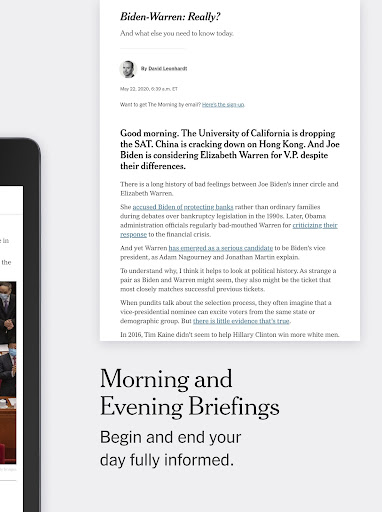 The New York Times 9.15.1 screenshots 10
