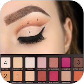 Examples Of Eye Makeup (Step By Step) Android APK Download Free By My Gold Applications