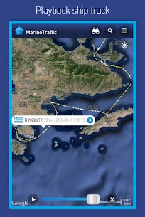 MarineTraffic ship positions 3