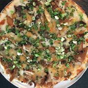 """Wild"" Mushroom Za Pizza"