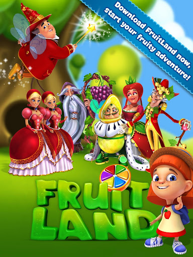 Fruit Land u2013 match3 adventure screenshots 10
